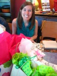 Bridal shower for dear K.Barge!