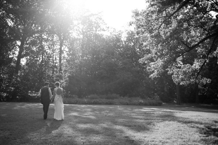 Our wedding (c) Meredith Perdue