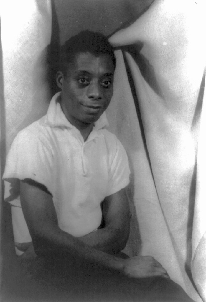 James Baldwin. Creative Commons license.