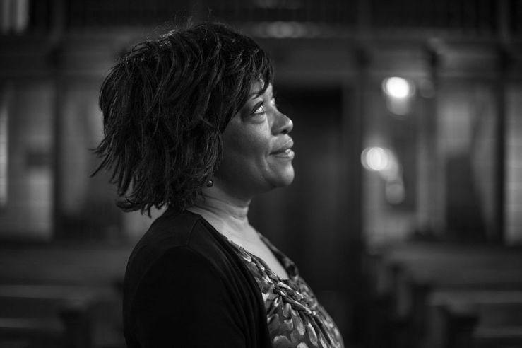 Rita Dove. Creative Commons license.